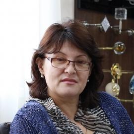 Наталья Калимова