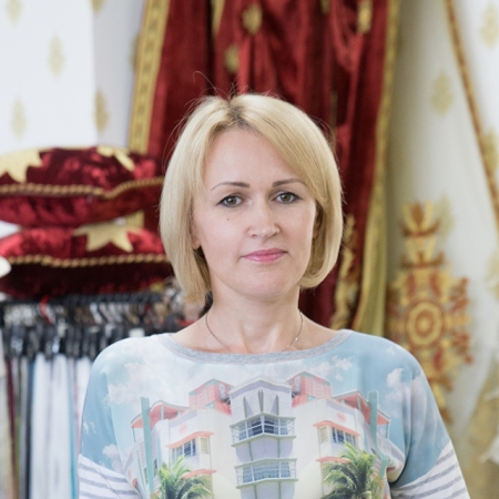 Татьяна Владимировна Ищенко